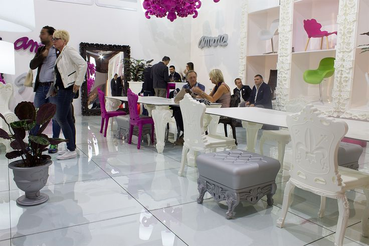 SLIDE - Salone Internazionale del Mobile 2015  Foto: Laura Vendramini
