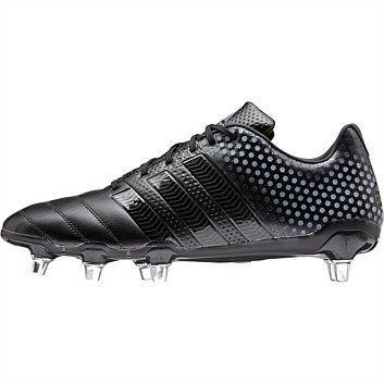 Rugby Boots - Buy Mens Rugby Boots Online - Rebel Sport - adidas Mens adiPower Kakari 3.0 SG Rugby Boots