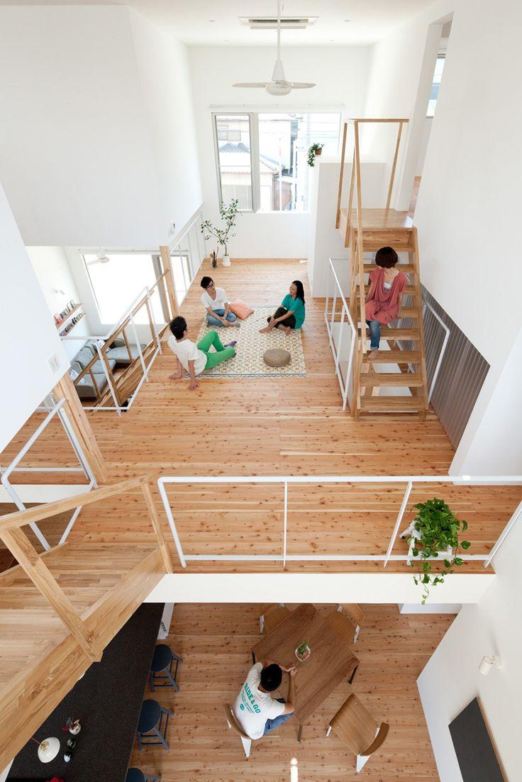 Gallery of LT Josai / Naruse Inokuma Architects - 7