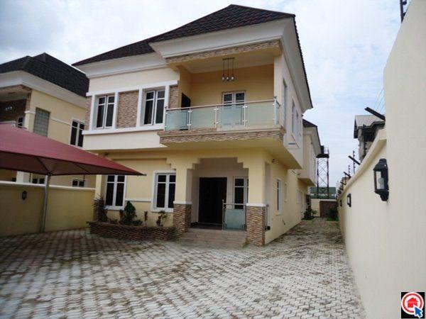 8 Lekki Scheme I In Lekki Lagos State A 5 Bedroom House