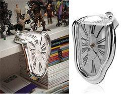 Salvador Dali'den Esinlenilmiş Tasarım Saat http://cokhos.com/products/salvador-daliden-esinlenilmis-tasarim-saat