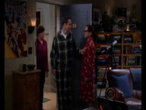 Haha!  Love this scene.  Sheldon's secret.