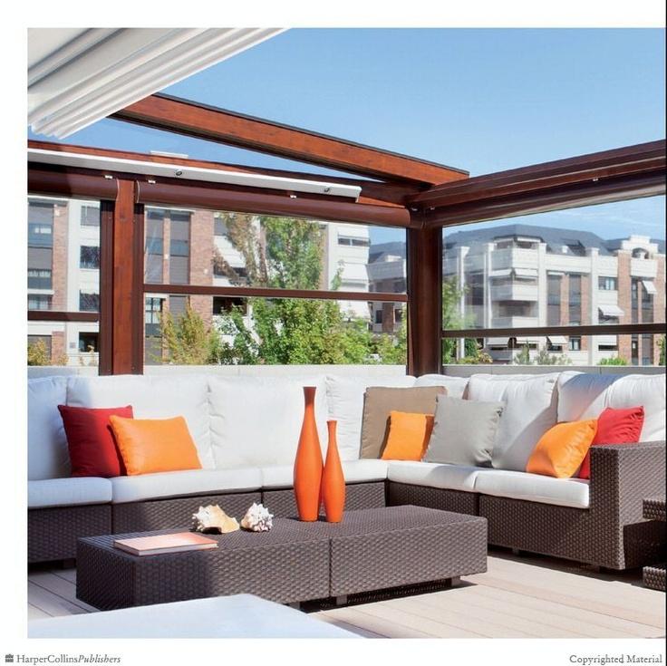From 150 Best Terrace and Balcony Ideas by Irene Alegre