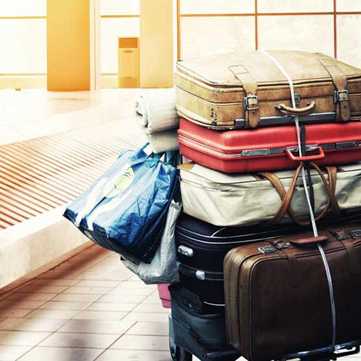 Что делать, если авиакомпания потеряла ваш багаж? #taptotrip , #путешествия , #туризм , #приключения , #отдых , #вокругсвета , #лайфхак , #авиа , #перелет , #интересно