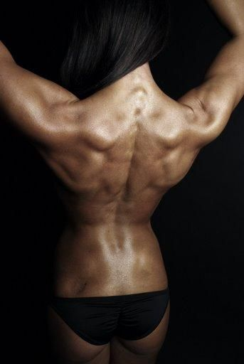 back muscles #fitness #motivations #workout