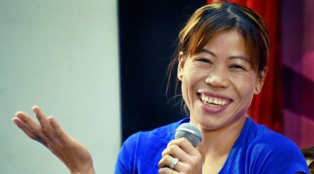 Indian boxer MC Mary Kom won gold at the last day of the Indian Open boxing tournament on Thursday, while Sarita Devi had to be satisfied with the silver medal. Mary Kom defeated Philippine's Josi Gabuko 4-1 in the final of the 48 kg weight category to give her the gold medal. Prior to this, Pillai Basumatari (64kg) won the gold medal.