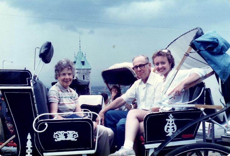 G & Me, Quebec, Canada (circa 1985)