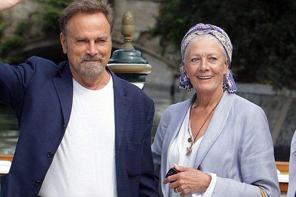 Franco Nero, Vanessa Redgrave a lovely married couple! so inspiring!