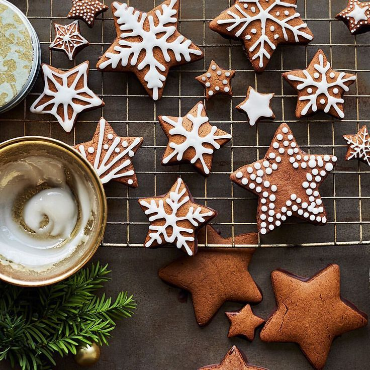 """1,724 Likes, 25 Comments - Waitrose (@waitrose) on Instagram: """"Who fancies a Lebkuchen? These German biscuits are a little like gingerbread, but spicier. They…"""""""