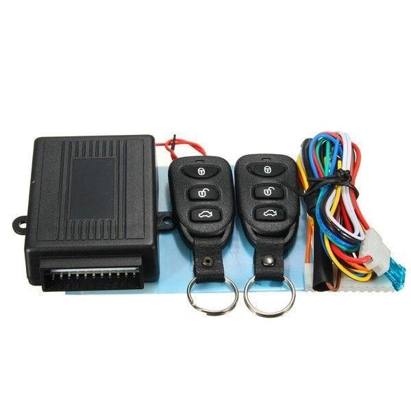 LB-402 Car Remote Control Keyless Entry Door Lock Security Anti-Theft System