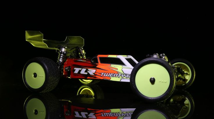 TLR 1/10 22 4.0 2WD Buggy Race Kit