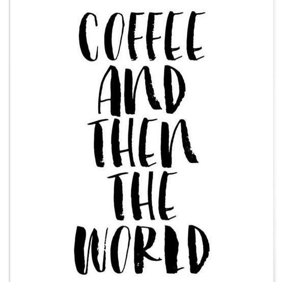 Good Morning Sunday Underthemushroomcap Coffeeholic