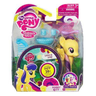 Amazon.com: Sunny Rays Wedding My Little Pony: Toys & Games