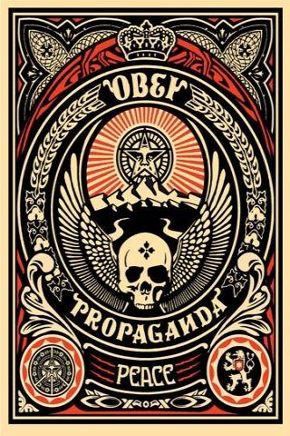 Propaganda, Shepard Fairey