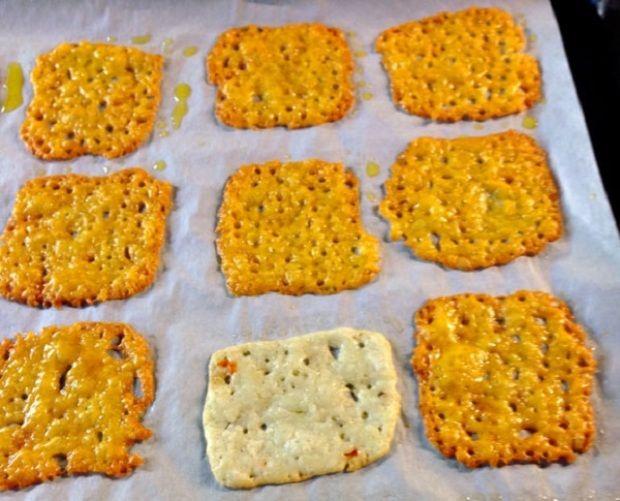 Diétázók kedvence a sajtchips: íme, egy egyszerű recept - Ripost