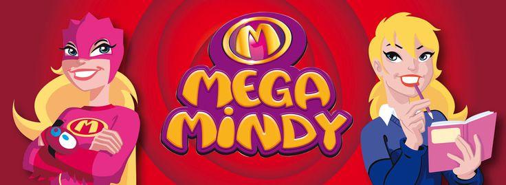 Voor meiden vanaf een jaar of vijf is een Mega Mindyfeestje superleuk. Net als hun eigen superheld proberen ze met een paar megaspannende spelletjes de boeven op het feestje te slim af te zijn en vinden de gestolen schat. Dat wordt een supercool feestje! Uitnodiging Knip een Mega Mindy masker van rood papier en schrijf …