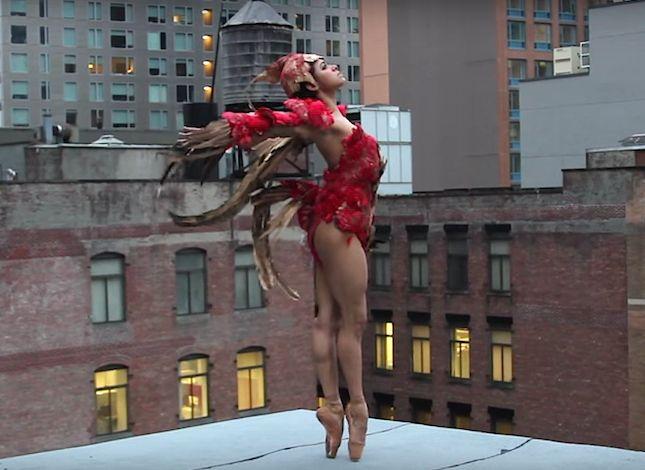 Чернокожая прима-балерина. Мисти Коупленд - Принцесса на горошине