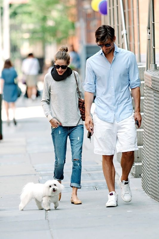 casual perfection from olivia palermo