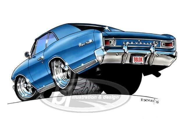 1966 Chevelle VMF