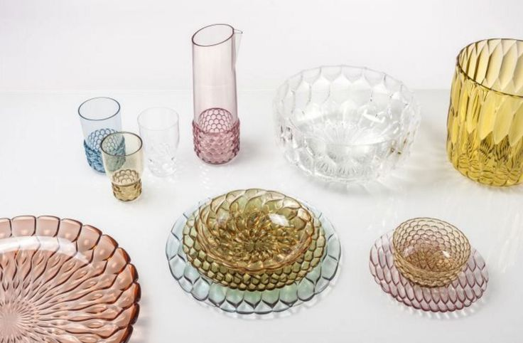 #Kartell's unique style branches out into #tableware
