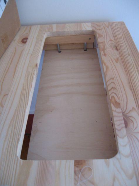 Tutorial para hacer una mesa para la máquina de coser (1)