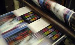 Offset printing is the technology that makes most magazines and catalogs possible. See how the offset printing process puts full-color images on paper.