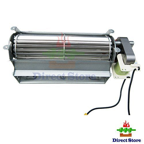 Direct Store Parts Kit Dn102 Replacement Fireplace Fan Blower With
