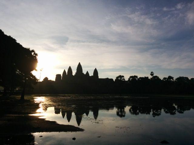 Ancient Graffiti: Angkor Wat