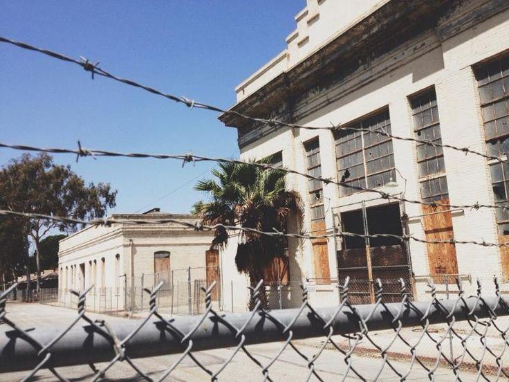 8 - Rancho Los Amigos Hospital - Haunted Places in California