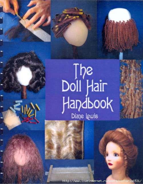 utilissimo manuale per fare i capelli delle bambole - copre tutti i materiali e ha moltissime foto. Versione archiviata