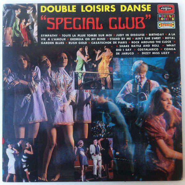 """Various - Danses """"Spécial Club"""" (Vinyl, LP) at Discogs"""