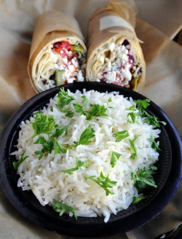 Ther real recipe for Taziki's Mediterranean Cafe's Basmati Rice - Family Savvy