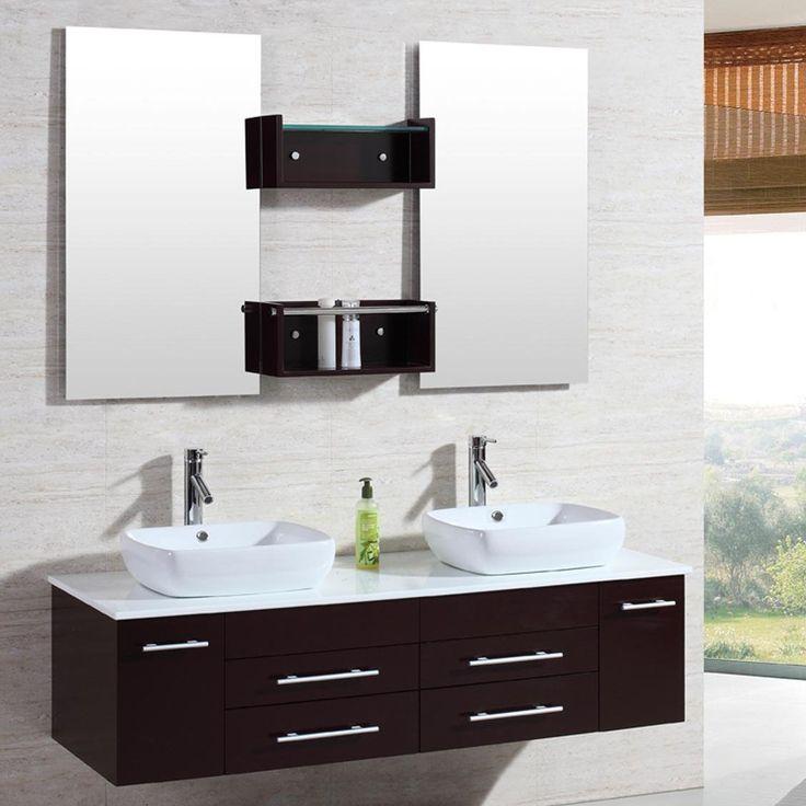 floating bathroom vanities vanity cabinets white uk small