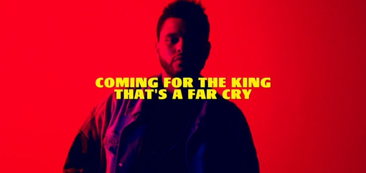 The Weeknd  STARBOY lyric video