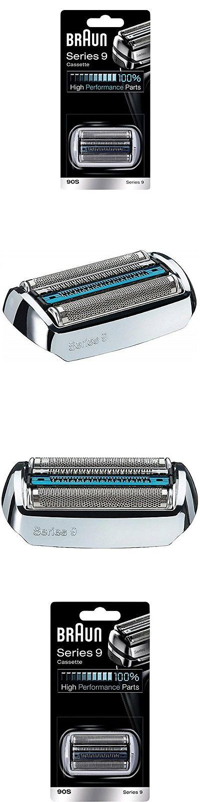 Shaver Parts and Accessories: Braun Series9 90S Shaver Foil Cutter Head Series Cassette -> BUY IT NOW ONLY: $99.99 on eBay!