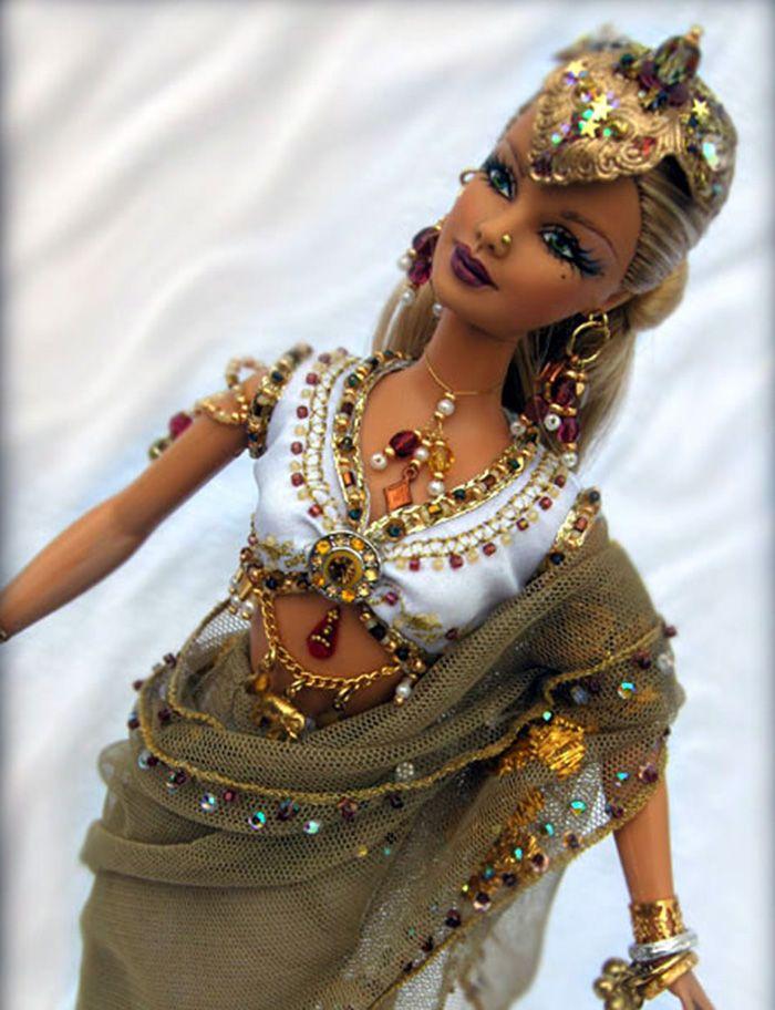 59 best East Indian Barbie dolls images on Pinterest ...