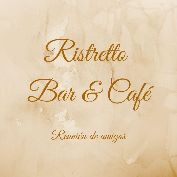 Cafe Ristretto #SanRafael