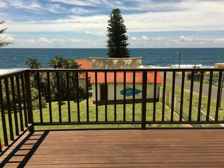 Stafford Ave  - Stafford Ave is situated in Uvongo, a stunning seaside resort town along the South Coast of KwaZulu Natal.The double-storey home, which has four bedrooms and three bathrooms, features an open-plan fully ... #weekendgetaways #margate #southafrica