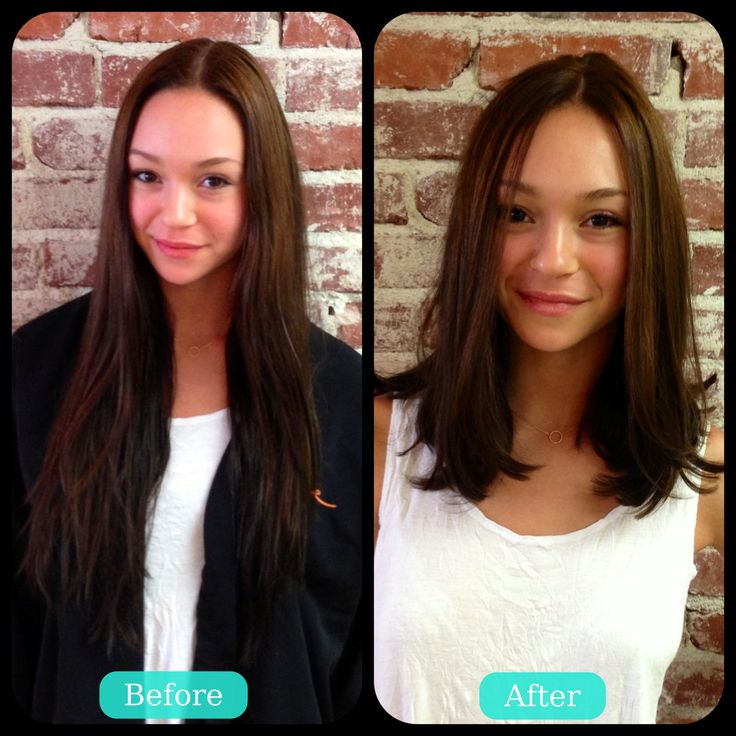 Locks Of Love Hair Donation Before After