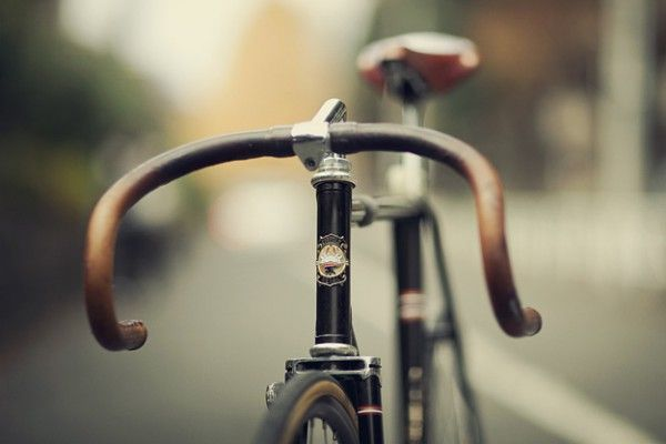 Kinfolk, run with the love hunted fixie