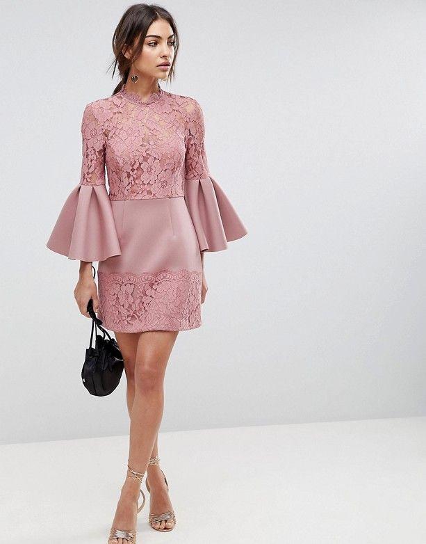 Boutique en ligne 79eb8 284a4 Vestidos para invitada de boda 2018 Asos   Vestimenta en ...