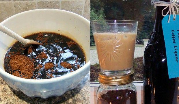 Dokonalý domácí kávový likér
