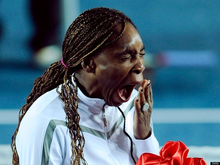 Venus Williams (THE MOST BORING PINTEREST BOARD EVER)