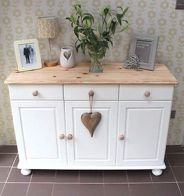 Best Shabby Chic Sideboard Ideas On Pinterest Picture Heart - 6 beautiful diy shabby chic dressers and sideboards