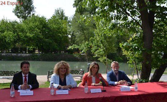 Los alcaldes de Toledo y Talavera piden en Aranjuez el fin del trasvase Tajo-Segura