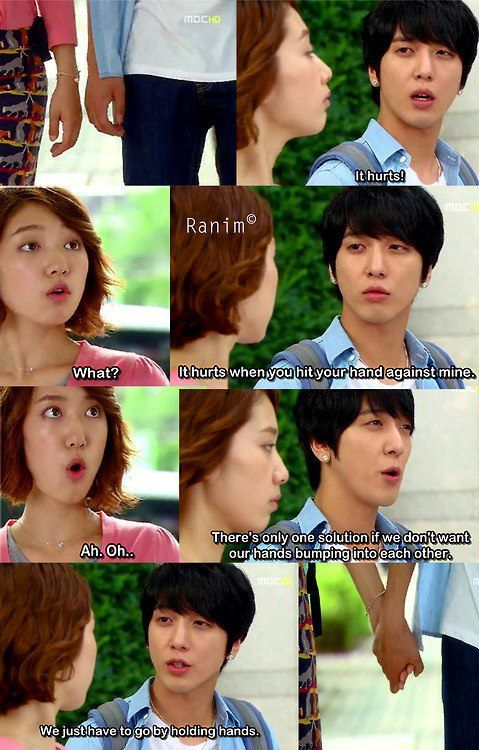"""Yong Hwa finally getting some love after the sadness of """"You're Beautiful"""" le sigh 