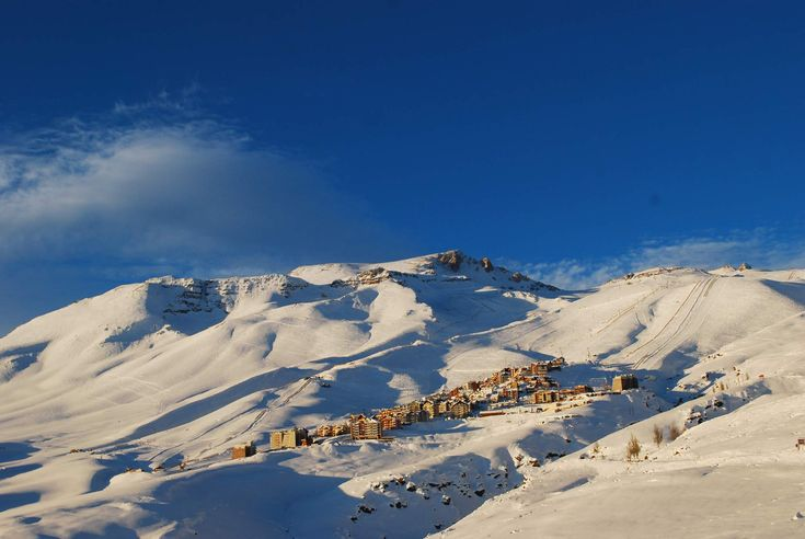 Ski La Parva with a custom tour by Southern Explorations.