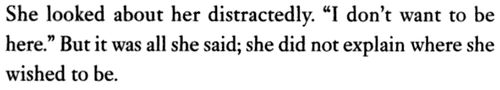 "Djuna Barnes, Nightwood ""She did not know herself"""