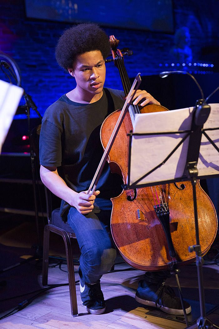 Prizewinning cellist Sheku may have made the headlines, but he is only one of a remarkable septet