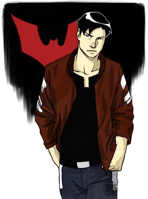 Terry McGuinnes (Batman Beyond) by http://deandraws.deviantart.com/